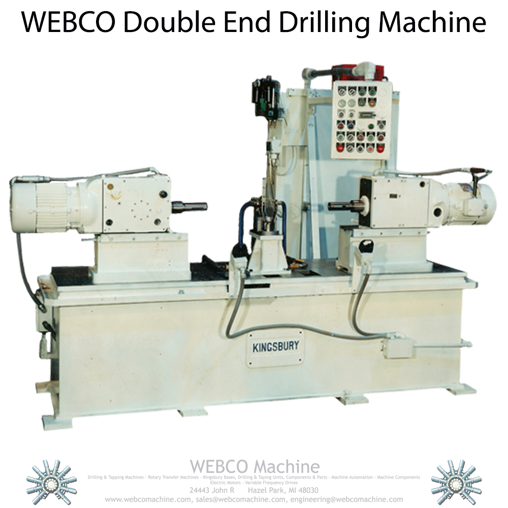 Double drilling