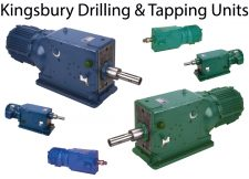 Kingsbury Drilling & Tapping Units