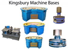 Kingsbury Machine Bases