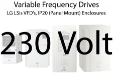 230V Variable Frequency Drives