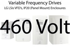 460V Variable Frequency Drives