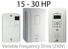 15 - 30 HP 230V VFD's