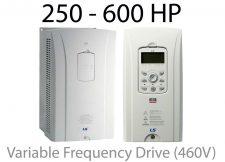 250 - 600 HP 460V VFD's