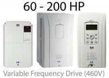 60 - 200 HP 460V VFD's