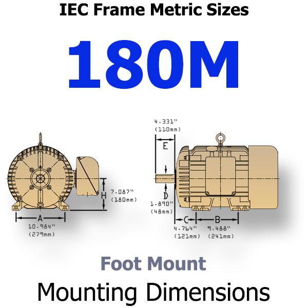 182tc Frame Dimensions - Page 4 - Frame Design & Reviews ✓
