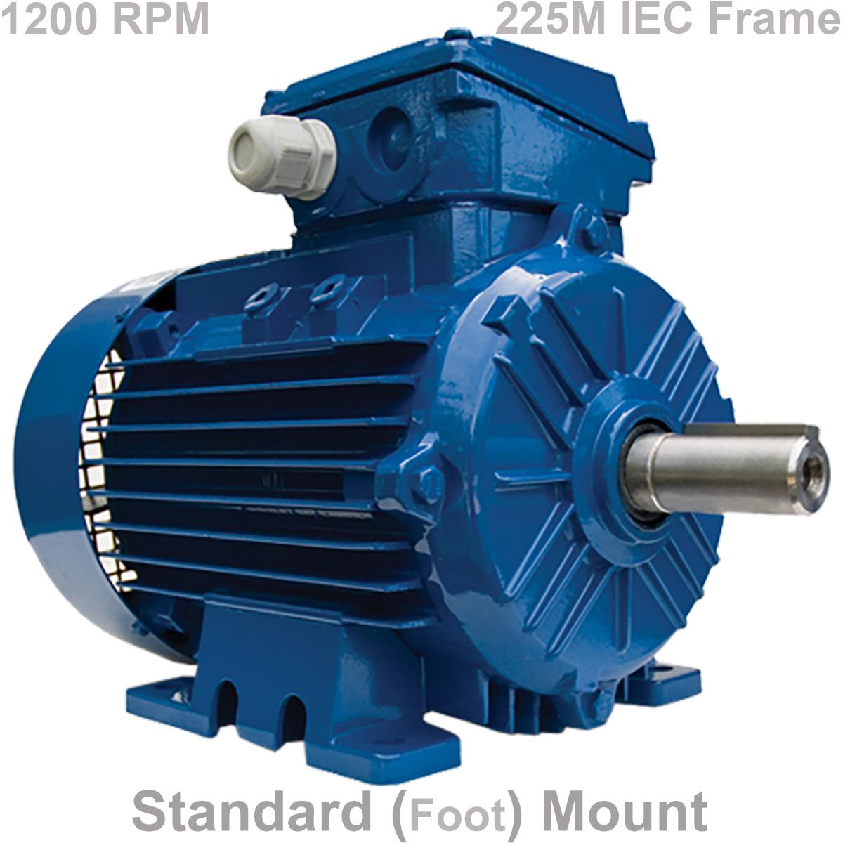 40 Hp 30 Kw Iec Metric Motors Webco Industrial