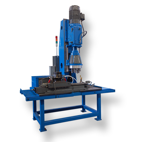 Webco Multiple Spindle, Vertical Drilling Machine