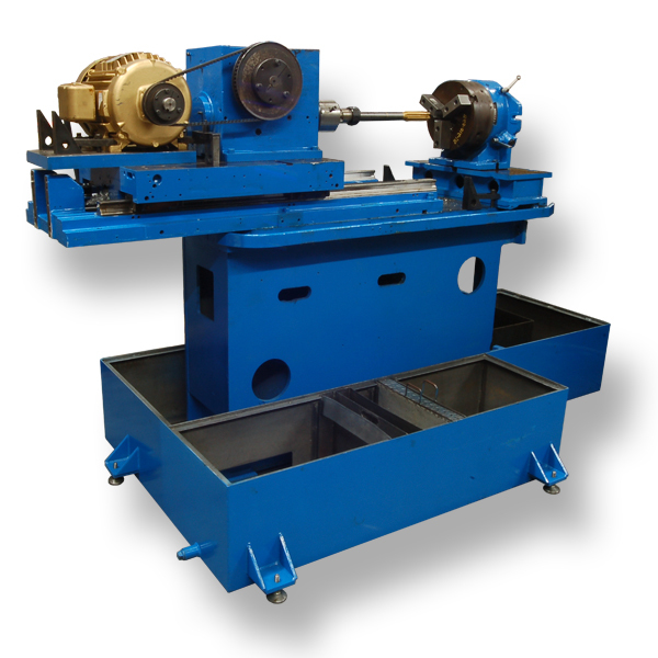 Webco Large Capacity Tapping Machine