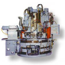Webco 12-Station, Center Column, 14 Operation Rotary Transfer Machine