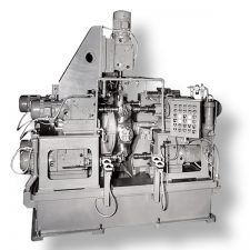 Webco 08-Station, Trunnion, 10 Operation Rotary Transfer Machine