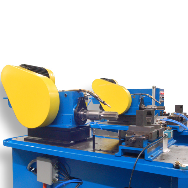 Webco Large Capacity, Twin Tapping Machine