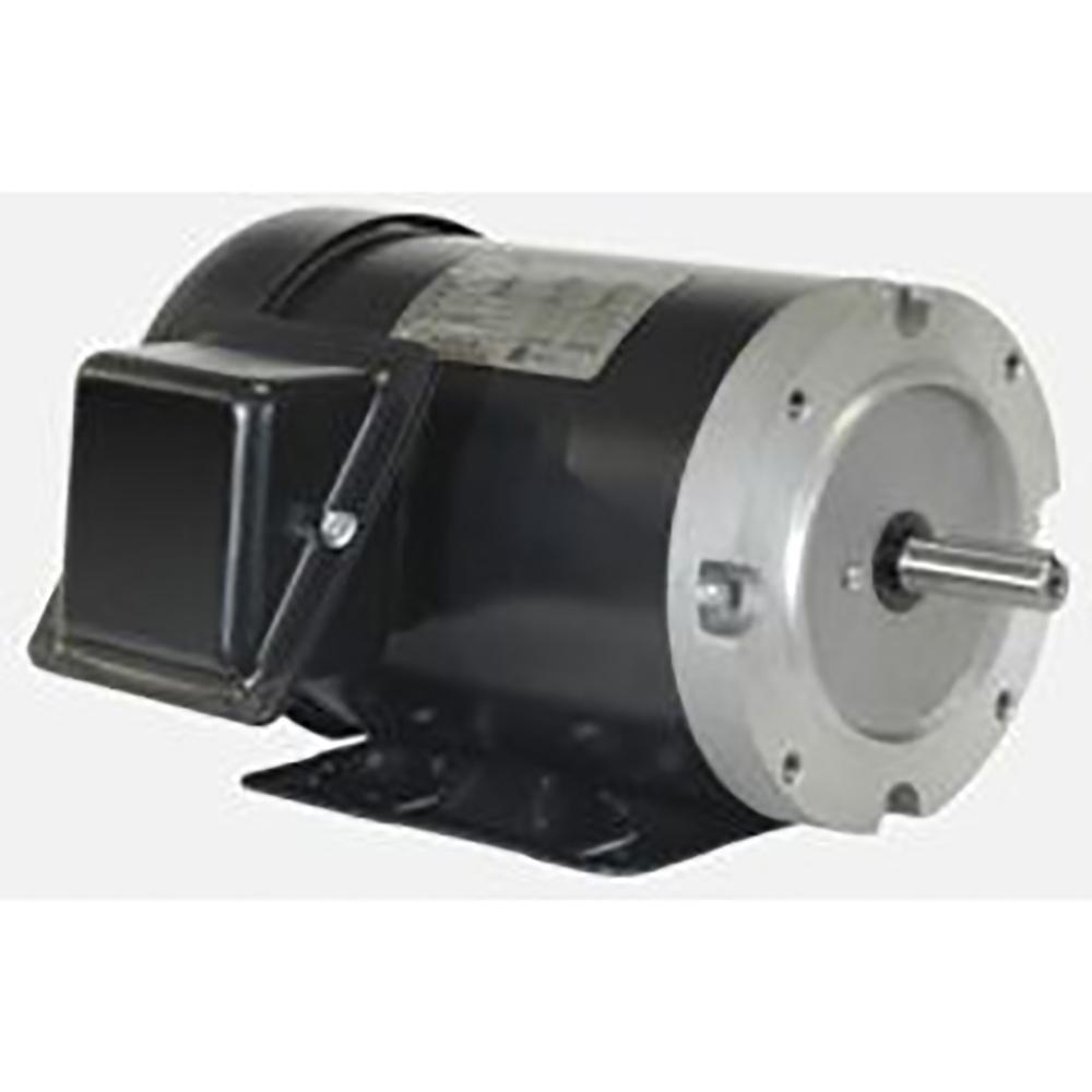 Hp 3600 Rpm Motor 56c Tefc C Face W Removable Feet