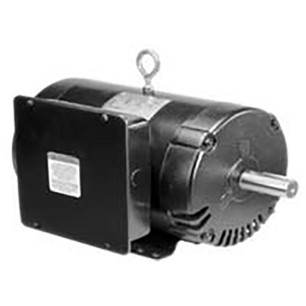 5 0 Hp 1740 Rpm 184t Odp Single Phase Motor Compressor