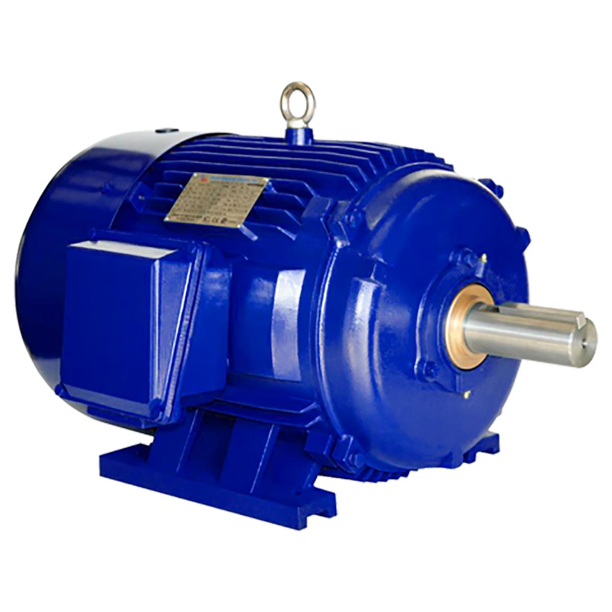 25 Hp 1800 Rpm Motor 284t Tefc Webco Machine