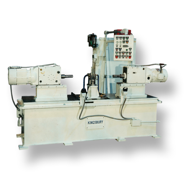 Webco Double End Opposed, Single Spindle Drilling Machine